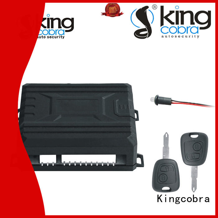 Kingcobra multi function remote starters & keyless entry systems for milano function
