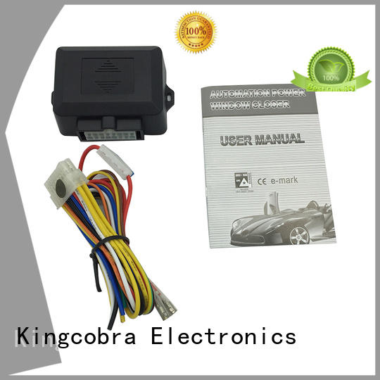 Kingcobra power window system maker for cars