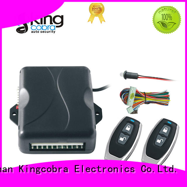Kingcobra best keyless entry with remote controllers for milano function