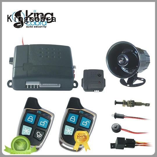 Kingcobra good selling car alarm remote manufacturer for south american