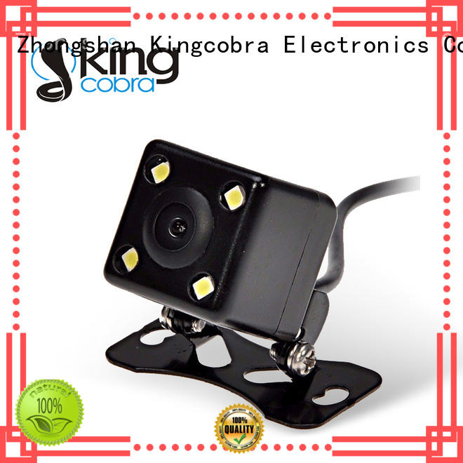 hot sale top car camera with led night vision online Kingcobra