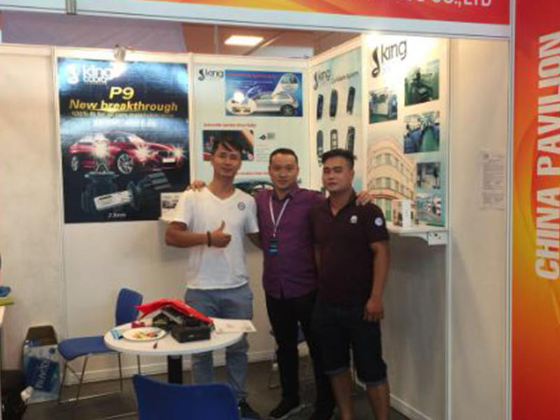 VIETNAM AUTOEXPO 2018 June 6th~9th Booth No. B03
