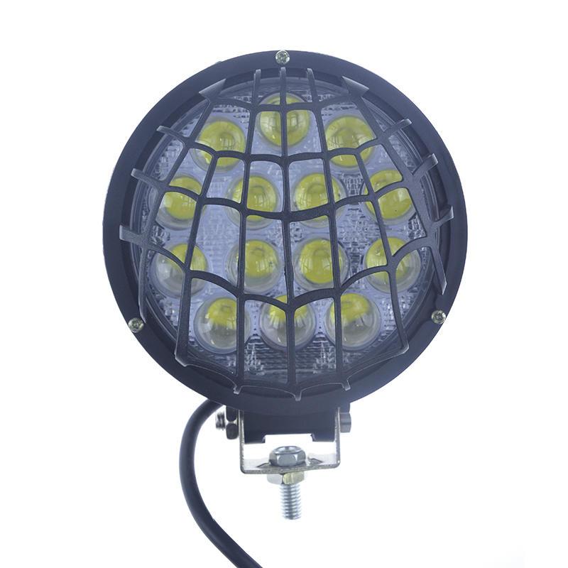 Waterproof super bright Q019 LED work light 42W Spider