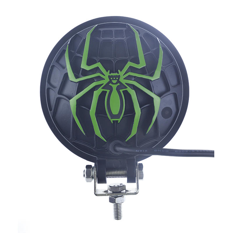 Waterproof super bright Q019 LED work light 42W Spider
