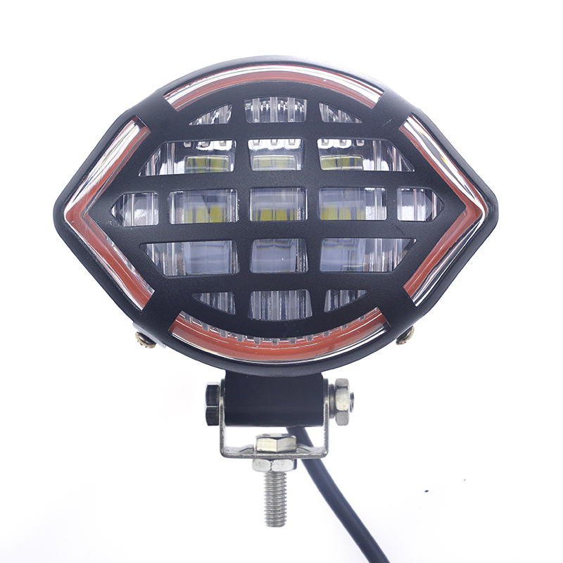 Q008 LED work lights 36W angel eye