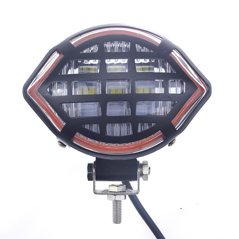 Q008 LED work lights 36W angel eye