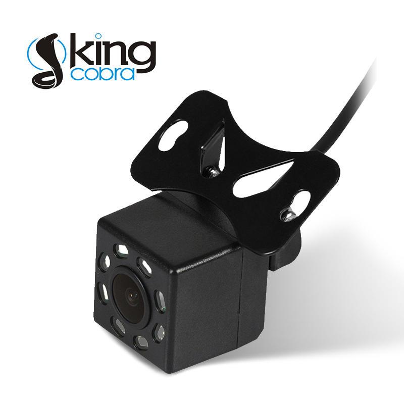 Professional Universal car camera with 8pcs LED