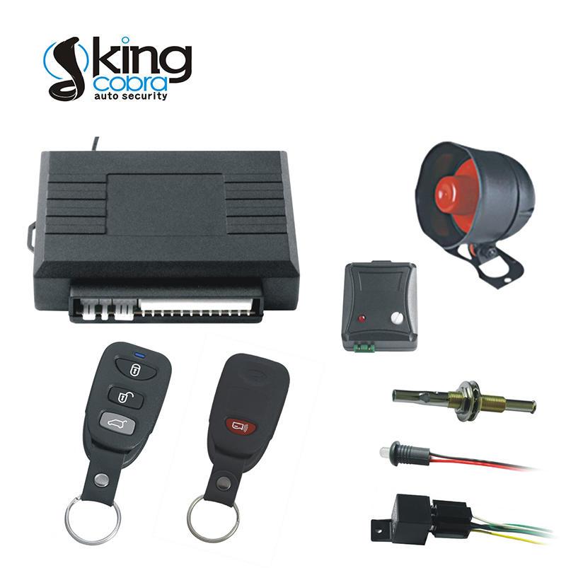 Ghana / Nigeria Hot Selling Car Alarm System One Way