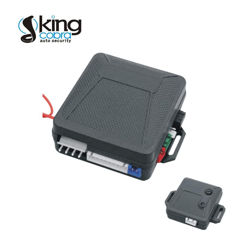 Kingcobra Brand auto Anti-theft upgrade Protection cheap car alarms installed