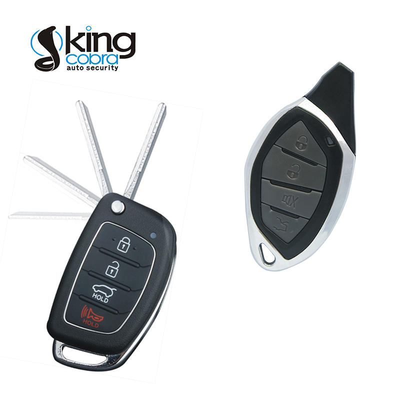 Paraguay /  Uruguary / Ecuador Car Alarm System for South American Markets