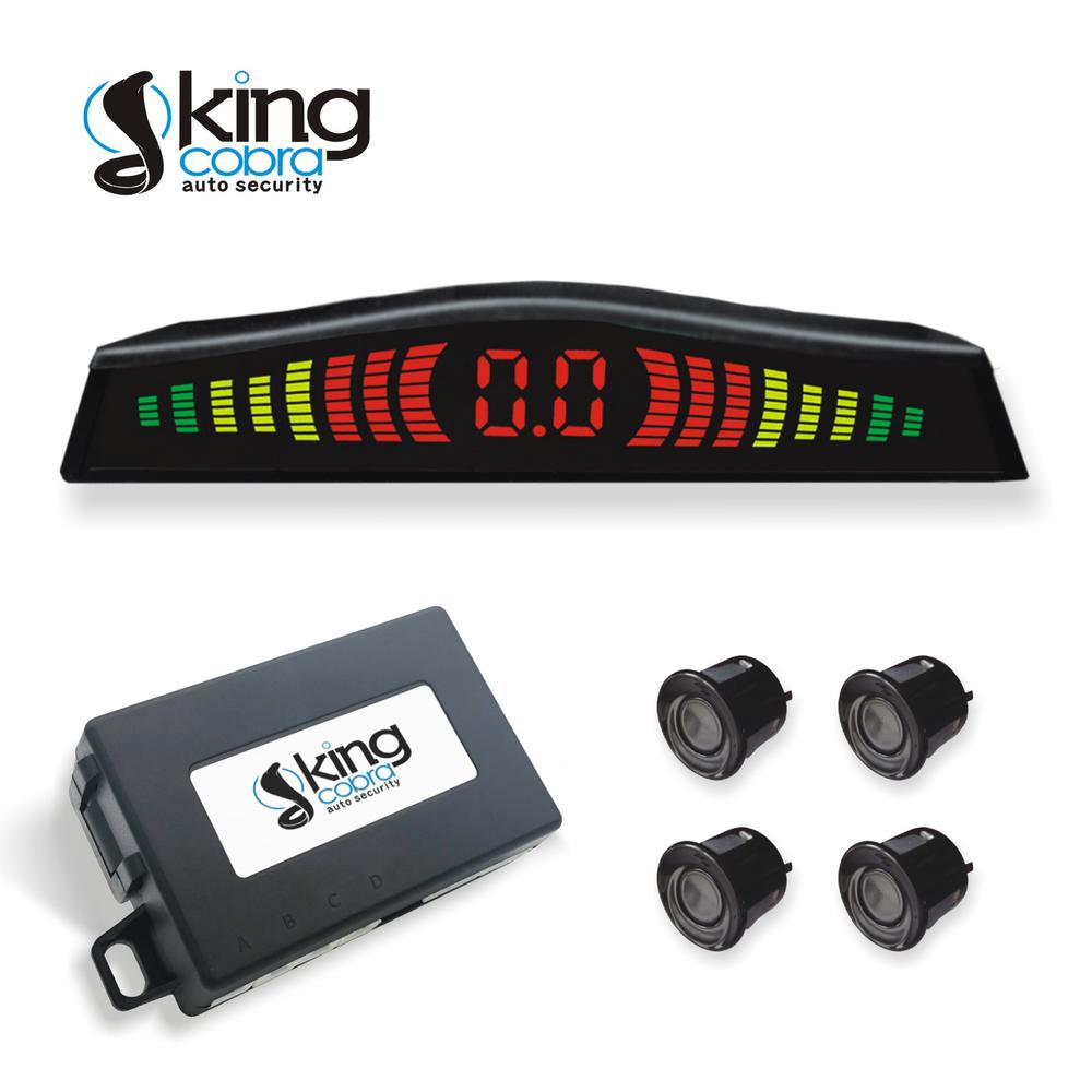 KC-6000C LED display parking assist rear parking system