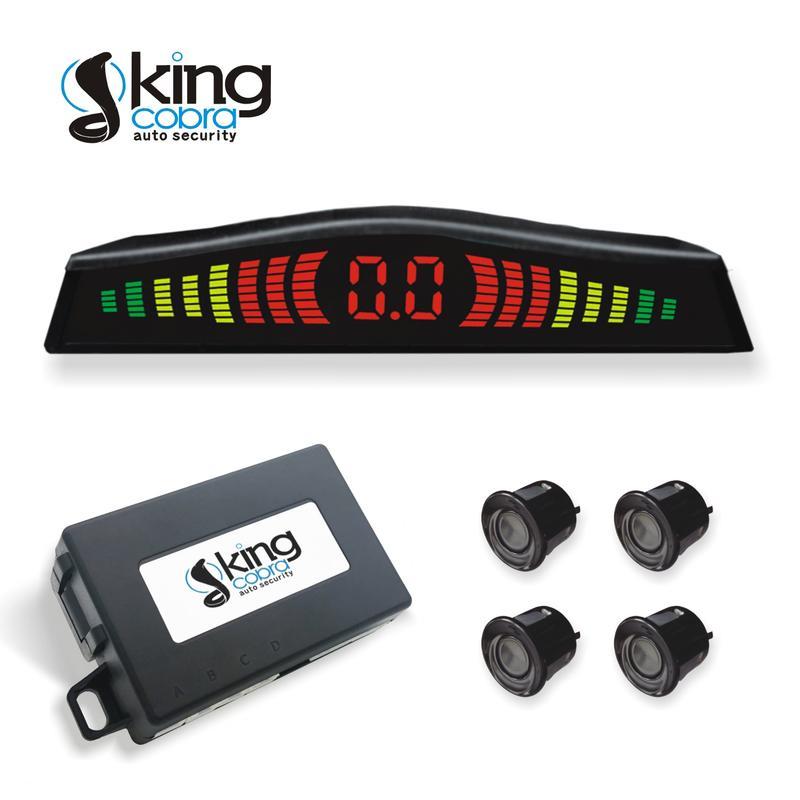 KC-6000C LED display parking assist rear parking system