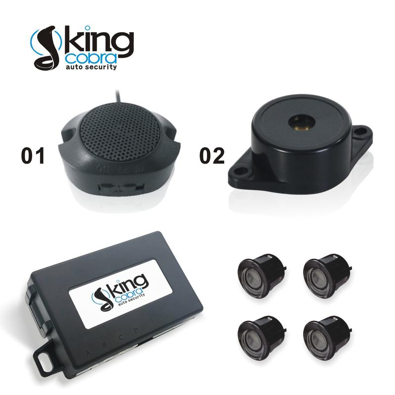 High quality KC-6000B Parking Assistant System