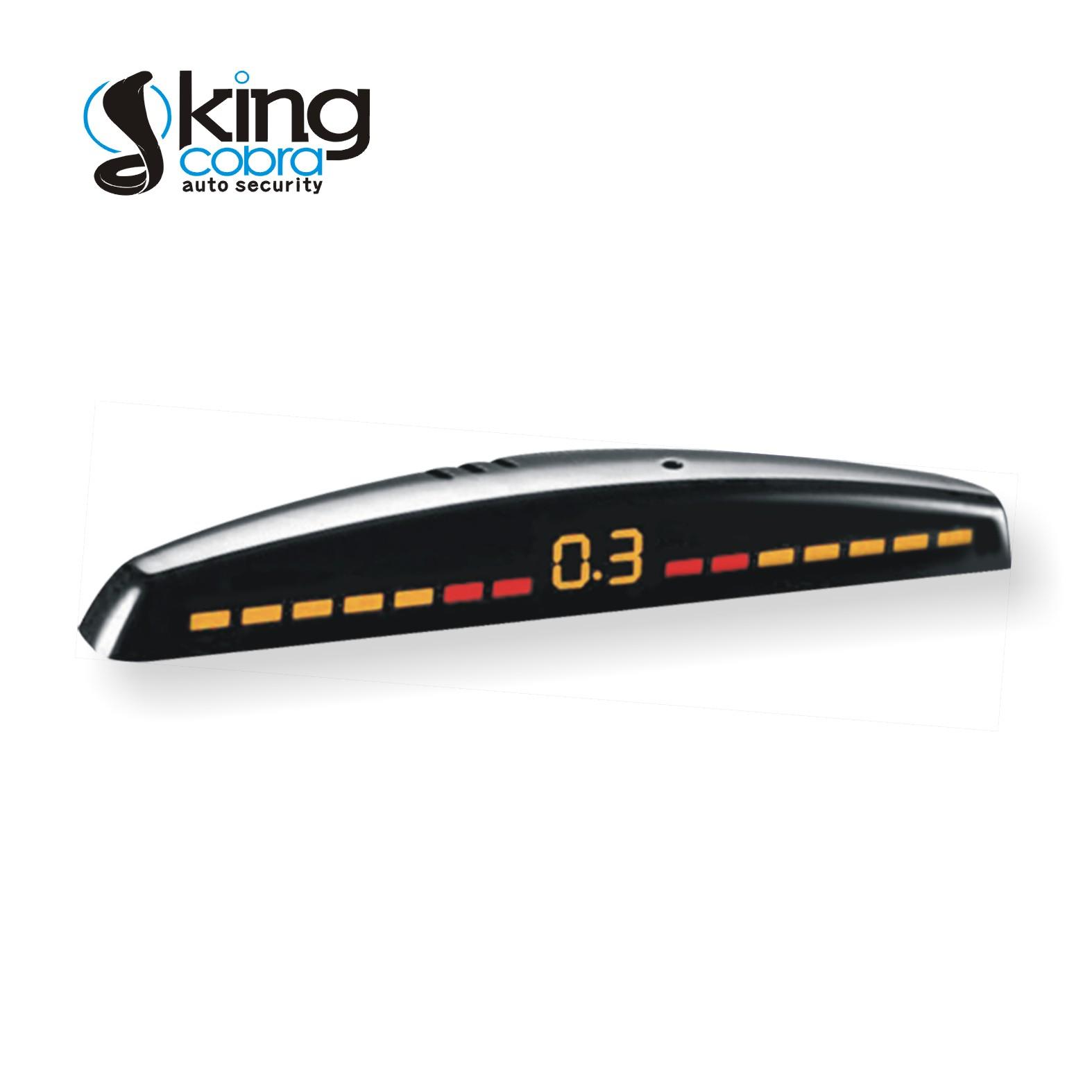 Kingcobra professional car reverse parking sensor manufacturer for sale