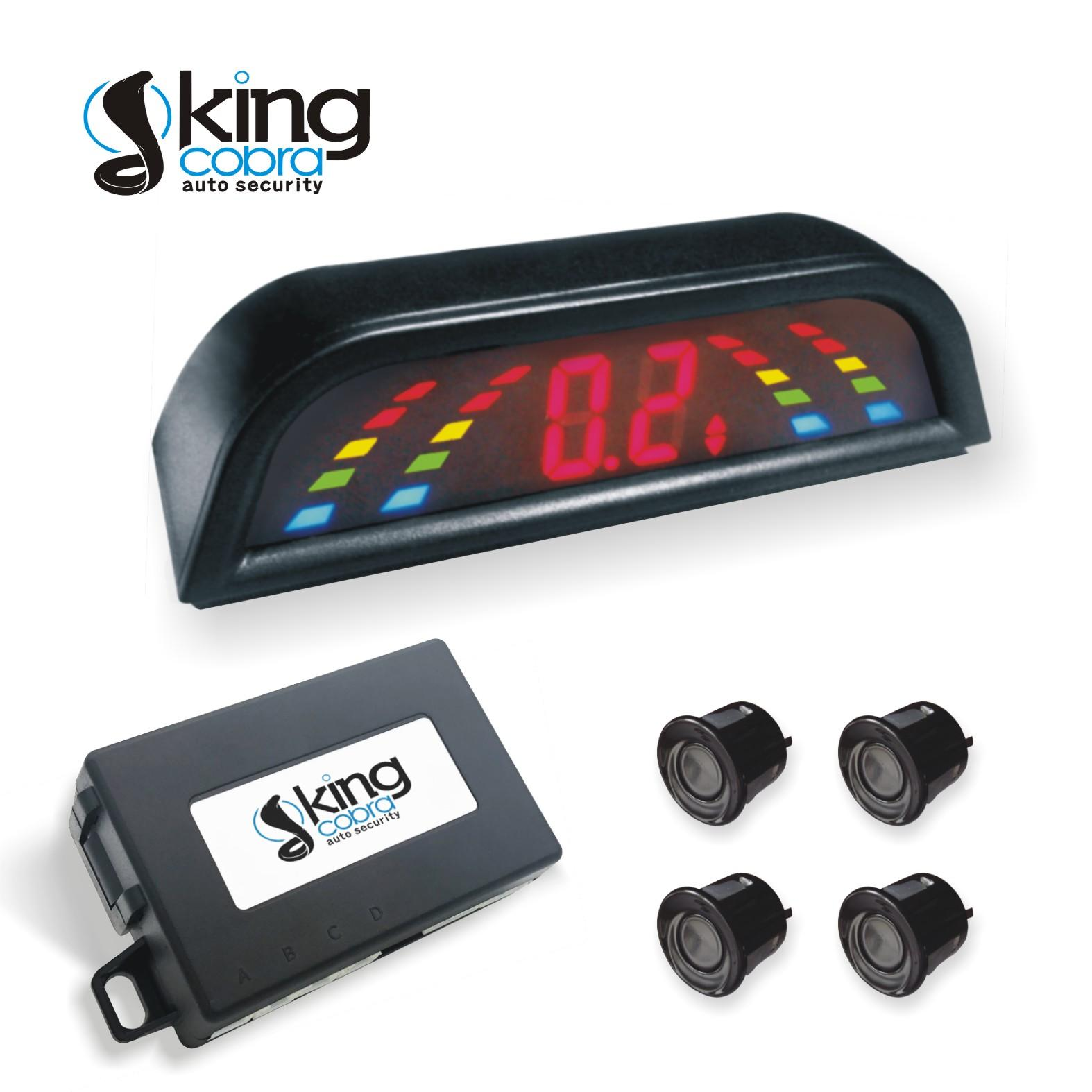 KC-6000E Digital Car Parking Assistant System
