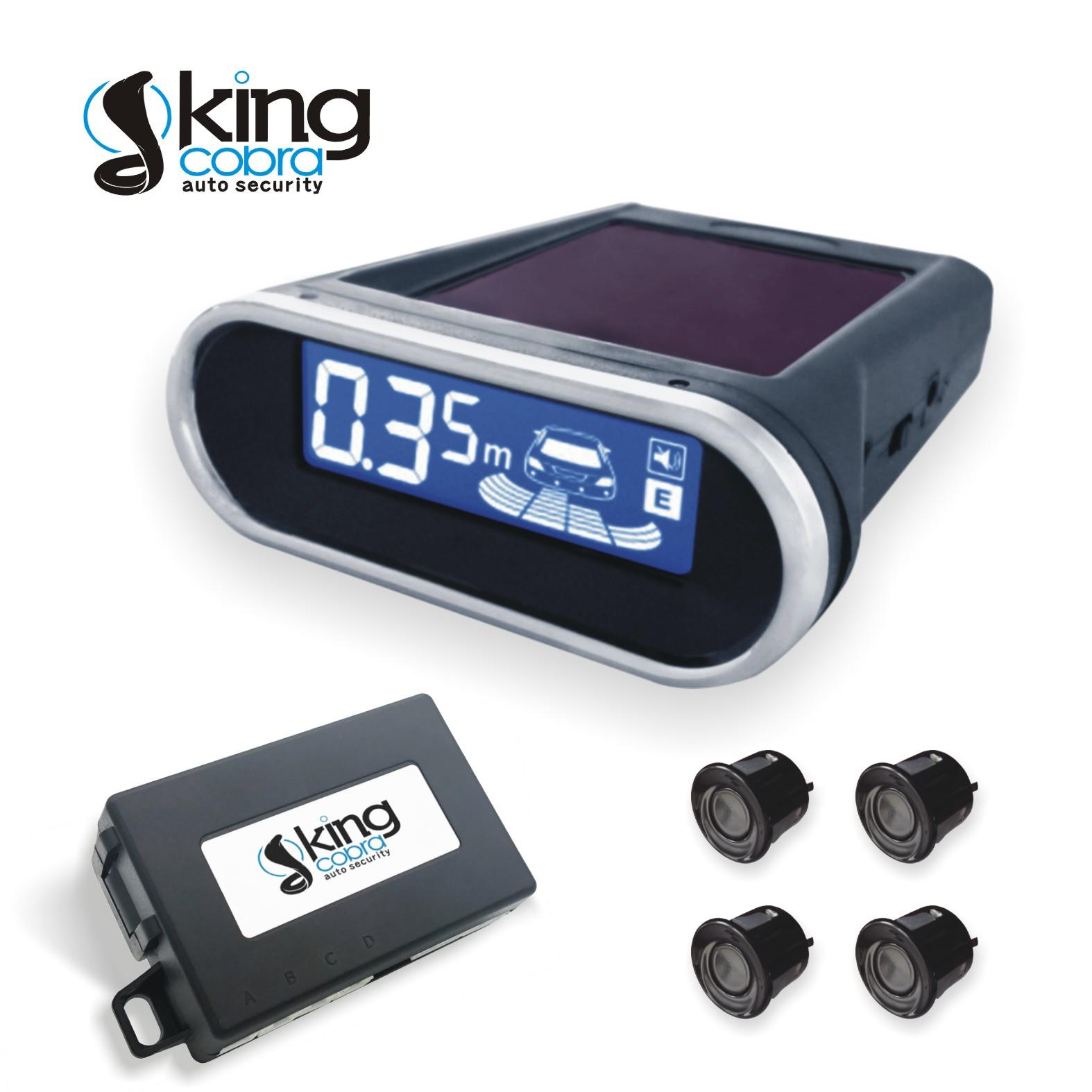 Kingcobra hot sale best car parking sensor auto accessories online
