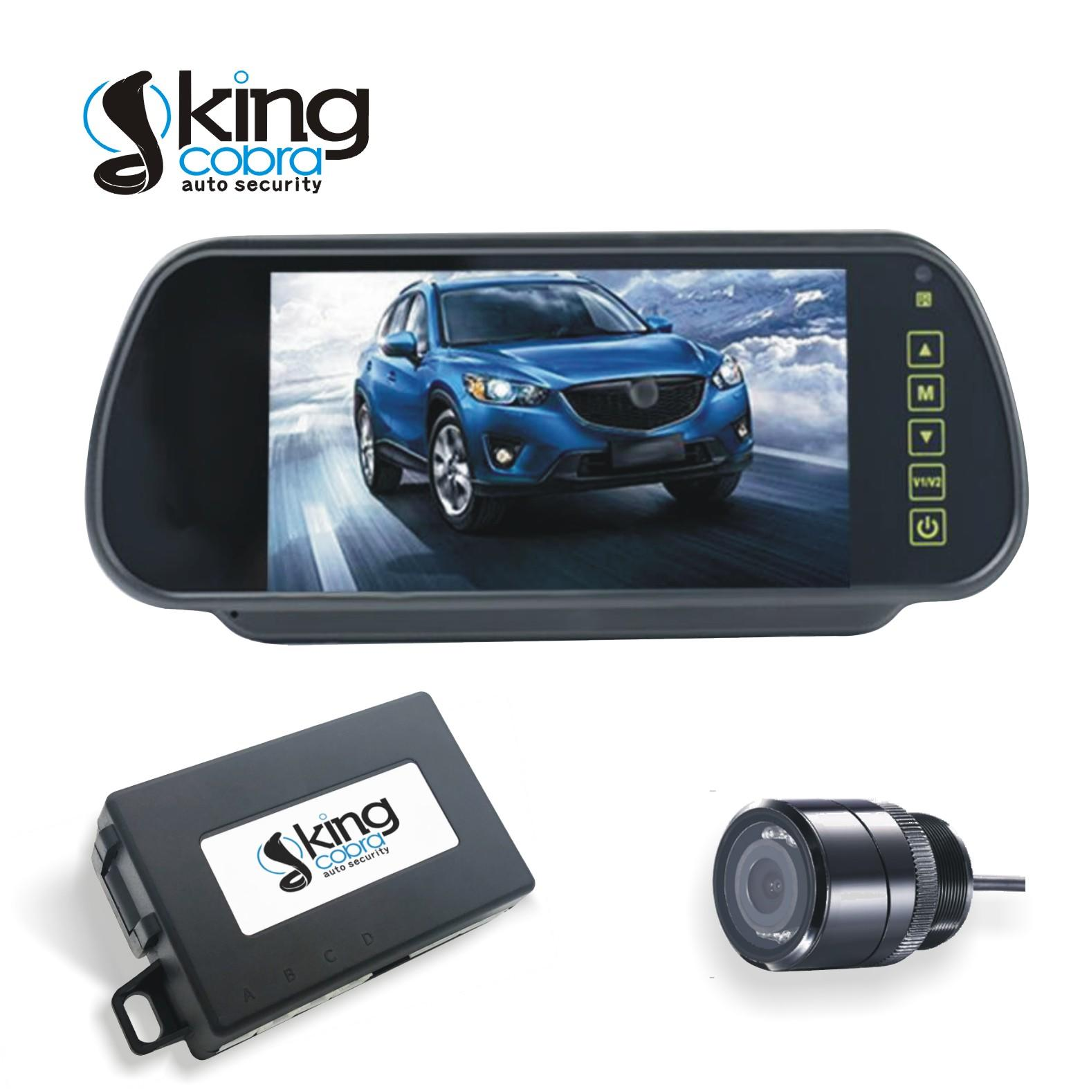 Kingcobra Brand kc6000i accessories parking sensors review digital