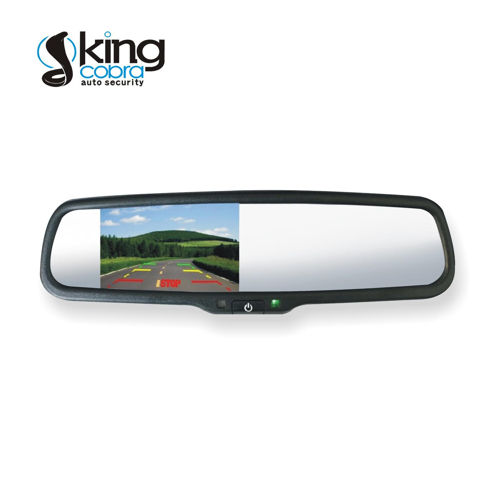 KC-6000P Mirror Parking Senor System