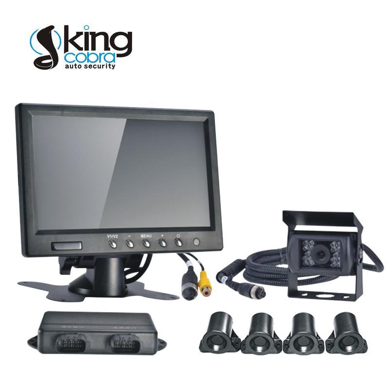 KC-6000T    24V Truck Parking Assistant System