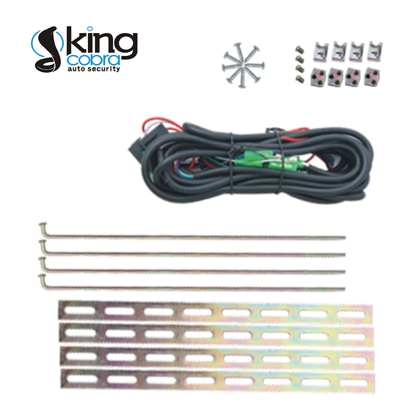 Kingcobra popular central locking system with one master for car-4