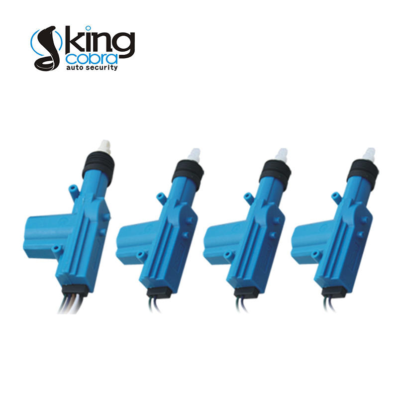 KC-700A2 Central Locking System (blue color & 2 masters)