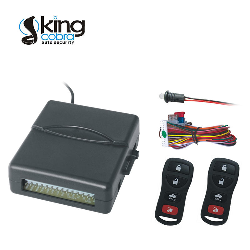 KC-5000B Keyless Entry System with trunk release & power window