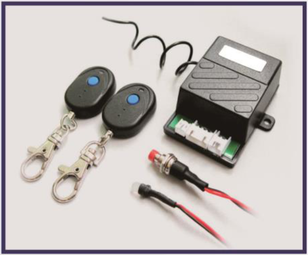 Professional immobilizer car security system KC-555