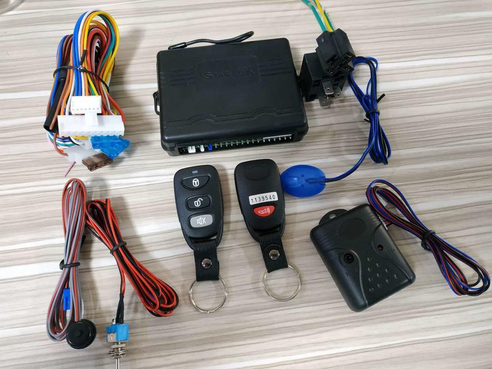 Kenya (Africa) One Way Car Alarm System