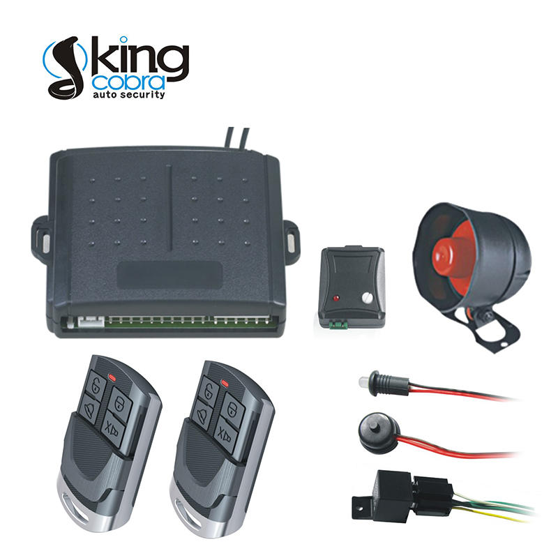 KC-004  Competitive One Way Car Alarm System