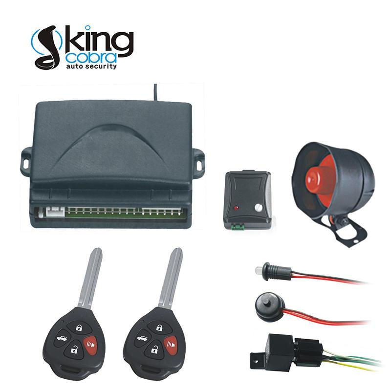 Nepal / Vietnam / Philippines / Cambodia / Brunei Car Alarm System One Way
