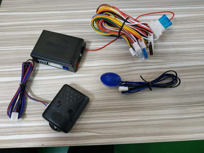 Upgrade Alarm System by Original Car Remotes