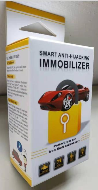 Hot Selling Unique Powerful Smart Car Immobilizer Special Anti-hijacking System