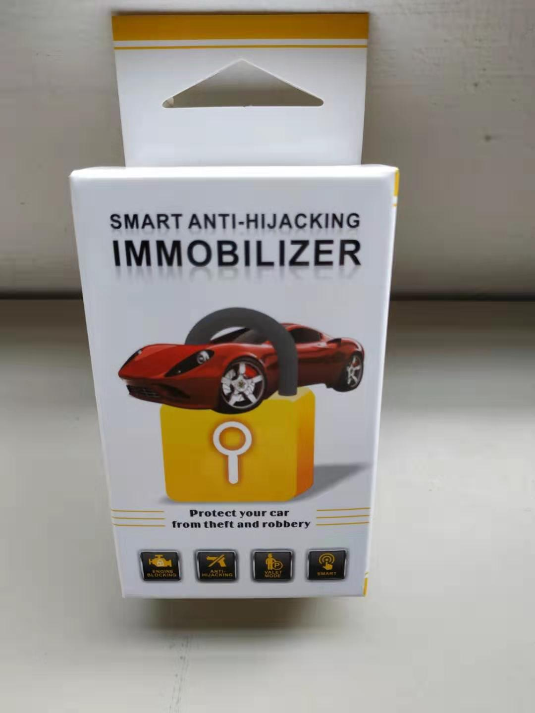 KC-AT110 Unique Powerful Smart Anti-hijacking Immobilizer