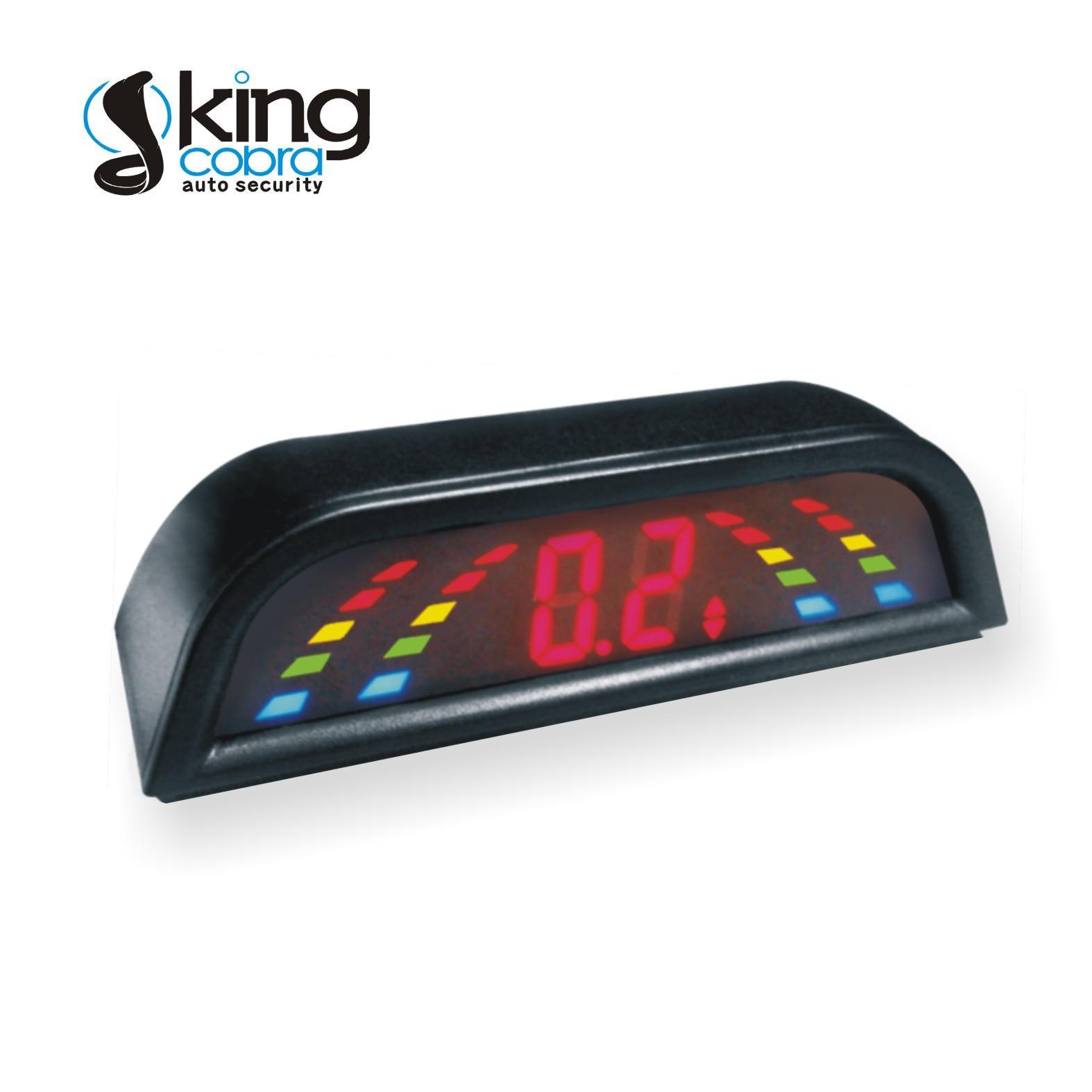 KC-6000E Digital Car Parking Assistant System-2