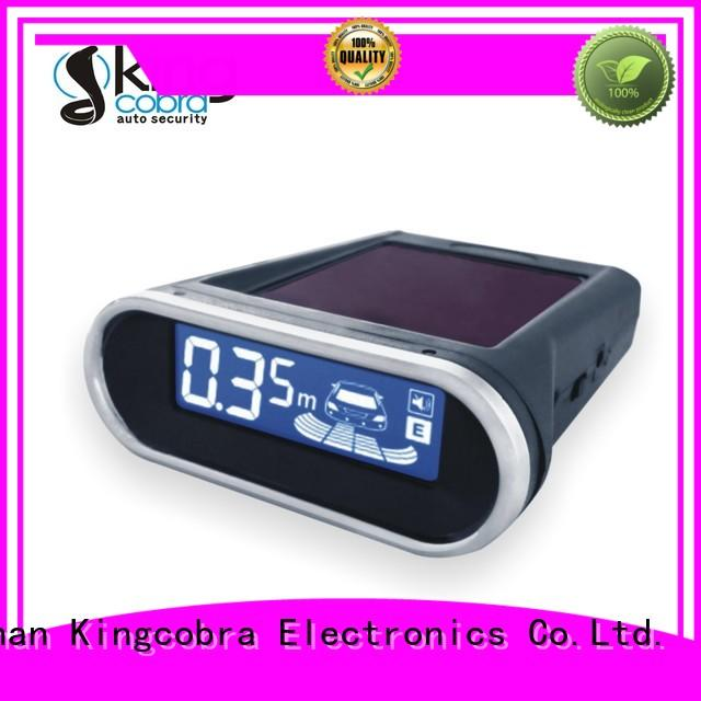 good selling parking sensors and camera supplier for car Kingcobra