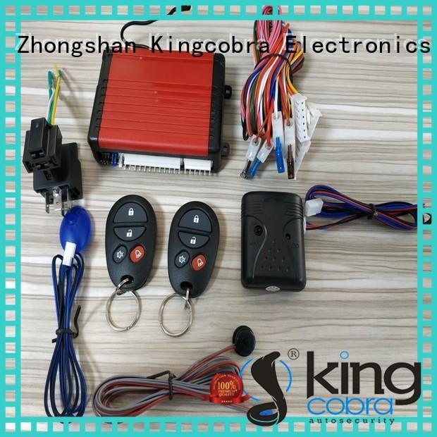 Special Functions for Algeria(Pakistan) One Way Car Alarm System