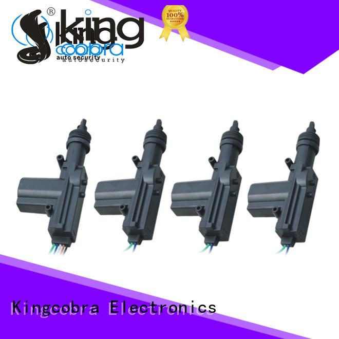 Kingcobra car central locking system manufacturer online
