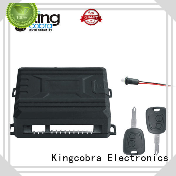 Kingcobra keyless entry with remote controllers online