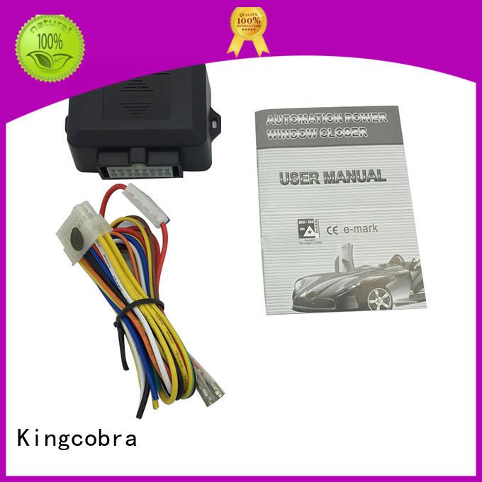 Kingcobra hot sale electric window closer maker for cars