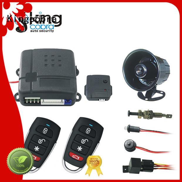 gps car alarm system car for south american Kingcobra