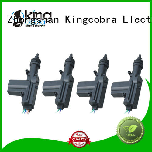 Kingcobra high quality car central locking system with one master for sale