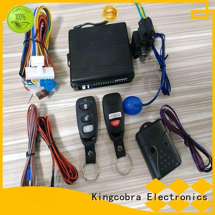 car alarm remote supplier for car Kingcobra