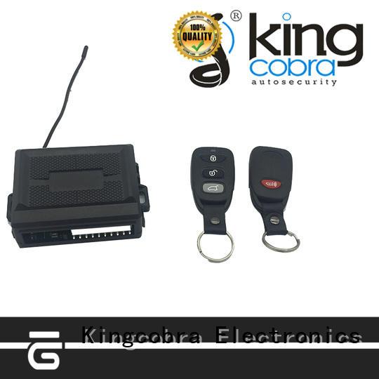 Kingcobra remote keyless entry system