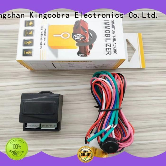 professional vehicle immobilizer anti hijacking system for car