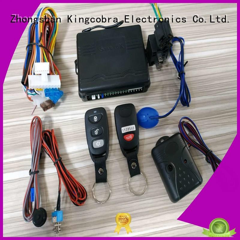 high quality auto alarm hot sale for south american Kingcobra