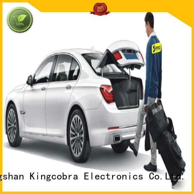 Kingcobra hot sale trunk open for car