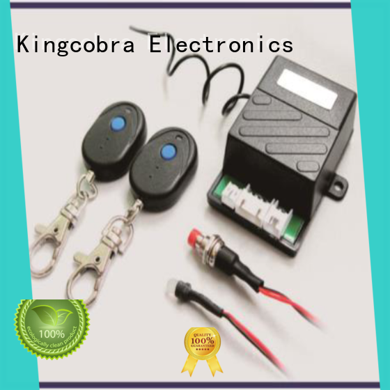 Kingcobra security car immobilizer system anti hijacking system for car