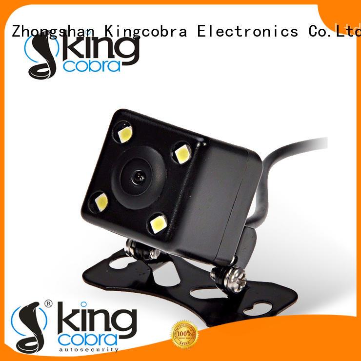 Quality Kingcobra Brand view cm18led car reverse camera installation