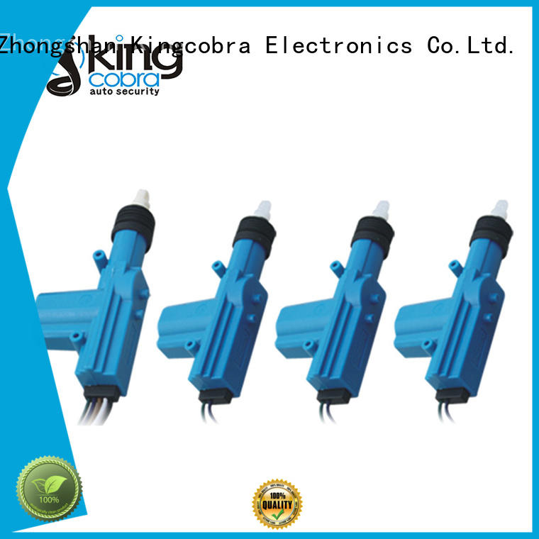 Kingcobra popular central locking system with one master for car