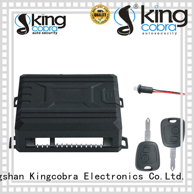 Kingcobra full functions vehicle keyless entry system latest for sale